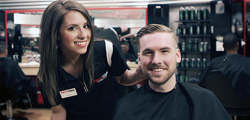 Sport Clips Haircuts of Pekin - East Court Village  Haircuts